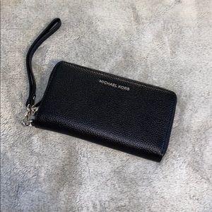 Michael Kors black wallet